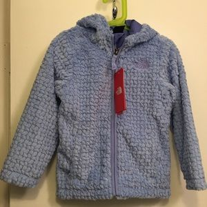 The North Face Grapemist Hoodie Girl's Jacket 4T